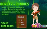 Belle ragazze contro zombie Immagine 1