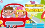 Driving Lesson Slacking Immagine 1