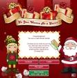 Il test di Babbo Natale Christmas Immagine 5