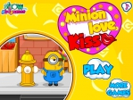 Minion Love Kiss Immagine 1