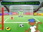 Gioca gratis a Coco's Penalty Shoot-Out
