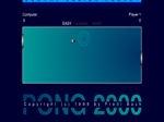 Gioca gratis a Pong 2000