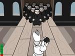 Gioca gratis a Bowling del Papa