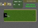 Gioco Minigolf a 10 buche