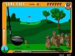 Gioca gratis a Golf & scoiattoli