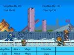 Gioca gratis a Megaman e Link contro tutti