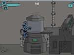 Gioca gratis a Robot in fuga