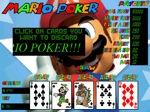 Gioca gratis a Mario Poker