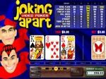 Gioco Joking Apart Video Poker