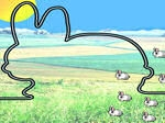 Gioco Cursor Love Bunny