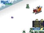 Gioca gratis a Sleigh Slalom