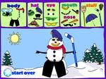 Gioca gratis a Virtual Snowman