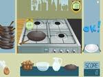 Gioca gratis a Omelette Chef