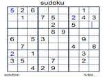 Gioca gratis a Simplest Sudoku