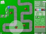 Gioco Bloons Tower Defense
