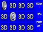 Gioca gratis a 3D Memory