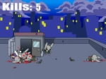 Gioca gratis a Bunny Kill II