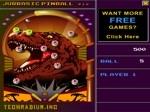 Gioca gratis a Jurassic Pinball