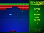 Gioca gratis a Arkanoid Flash