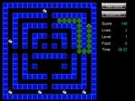 Gioco Snake Pacman