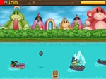 Gioca gratis a Rainbow Monkey Rundown
