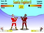 Gioca gratis a Santa Fighter
