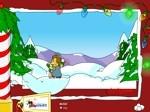 Gioca gratis a I Simpson e la neve