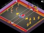Gioca gratis a Dodgeball Palla Prigioniera