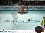 Gioca gratis a Molson Pro Hockey