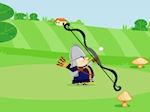 Gioca gratis a Medieval Golf