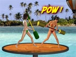 Gioco Beach Catfight