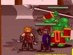 Gioca gratis a Iron Shinobi