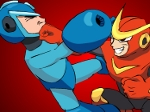 Gioco Megaman vs Quickman