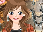 Gioca gratis a Dress up Pretty Lady