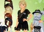 Gioca gratis a Society Lady Dress up