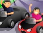 Gioca gratis a Bad Kids Racing