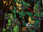 Gioco TMNT: Tartarughe Ninja Teenage Mutant Ninja Turtles