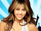 Gioca gratis a Miley Cyrus Celebrity Makeover