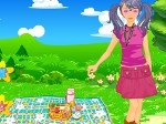 Gioca gratis a Picnic Girl Game