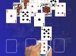 Gioca gratis a Pyramid Solitaire Deluxe