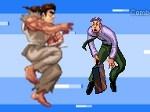 Gioca gratis a Il karateka folle