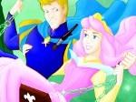 Gioco Princess Aurora online coloring page