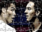 Gioca gratis a Il puzzle di Cristiano vs Messi
