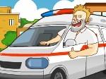 Gioca gratis a L'ambulanza pazza