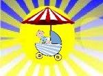 Gioca gratis a Salva il bebè
