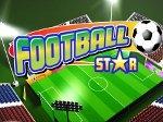 Gioca gratis a La stella del calcio
