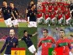 Gioca gratis a Puzzle dei Mondiali di calcio 2010
