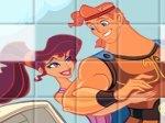 Gioca gratis a Il puzzle di Hercules