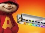 Gioco Alvin Superstar e l'armonica