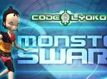 Gioca gratis a Codice Lyoko: Monster Swarm